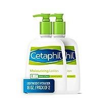 Cetaphil 絲塔芙 無香味保濕乳液,16盎司