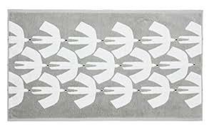 Scion Pajaro 毛巾浴室垫钢制,50X90