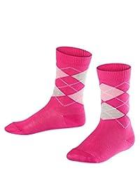 Falke 男童袜子经典菱形花纹