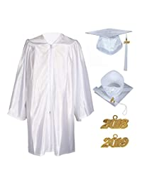 GraduationService 中性款幼儿园毕业闪亮礼服流苏 2018 年和 2019 年款饰品