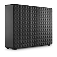 Seagate 希捷 扩展台式机8TB外置硬盘HDD –用于PC笔记本电脑,USB 3.0(STEB8000100)
