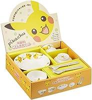 精靈寶可夢 兒童餐具 禮品套裝 M 皮卡丘 025740