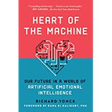 Heart of the Machine: Our Future in a World of Artificial Emotional Intelligence (English Edition)