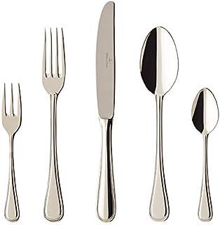 Villeroy & Boch Neufaden Merlemont 餐具 适用于*多 12 人,70 件,不锈钢