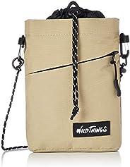 Wild Things 小包 WT-380-1001 单肩包 轻量 智能手机收纳 防水