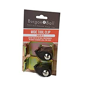 Burgon & Ball 花园通用工具架 GTM/WIDE2CLIP