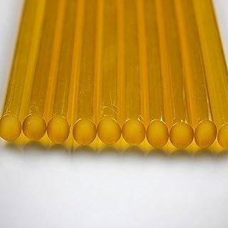 Heirloom 优质*深色胶棒(25.4 厘米)工业强度适用于重型胶水(像图片一样)(10 支装) 标准 40 件
