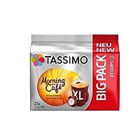 Tassimo 晨间咖啡 XL,咖啡胶囊,5包(5 x 163.8克)