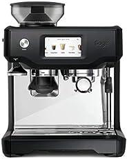 Sage SES878BTR Barista Touch 自动咖啡机 不锈钢 1700 W