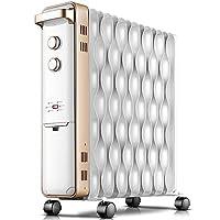 Singfun 先锋 取暖器14片高端热浪型电热油汀电暖气DS1555(亚马逊自营商品, 由供应商配送)
