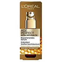 L'Oréal Paris 巴黎欧莱雅 AGE PERFECT 特浓麦卢卡蜂蜜精华,1 x 30ml