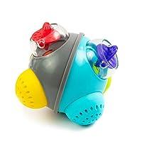 Sassy 雨淋沐浴球 STEM 洗澡玩具,6 个月以上
