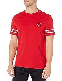 Calvin Klein 卡爾文·克萊恩 男式 短袖 Monogram Logo T恤