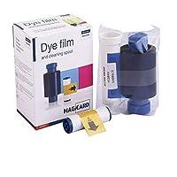2 X Magicard MA300YMCKO - 300 打印彩色丝带,适用于 Enduro、Rio Pro 和 Pronto ID 卡打印机