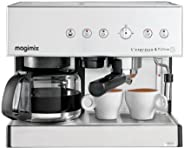 Magimix Espresso & Filtre 自动咖啡机 – 独立式、铬、按钮、地式咖啡、豆荚、咖啡、咖啡、咖啡、咖啡、浓缩咖啡、咖啡、咖啡、咖啡、咖啡、咖啡、咖啡、咖啡、咖啡、咖啡、咖啡、