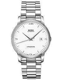 瑞士品牌 MIDO 美度 Baroncelli贝伦赛丽系列机械男士手表 M010.408.11.011.00