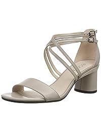 ECCO Elevate65block 凉鞋,露趾高跟鞋