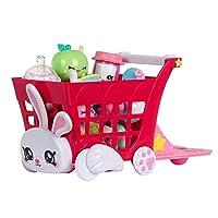 Kindi 儿童兔子 Petkin 购物车
