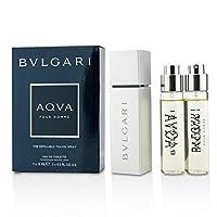 Bvlgari 宝格丽 水活力淡香水 可替换旅行装 3x15ml/0.5oz