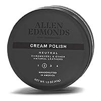 Allen Edmonds 男士 CREAM POLISH 鞋履配件