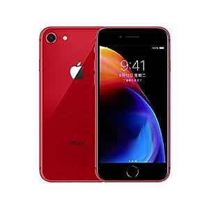 Apple iPhone 8 64GB 红色 特别版 MRRK2CH/A 4.7英寸 全网通 移动联通电信4G智能手机 国行全新机 顺丰发货 可开专票