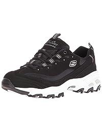 Skechers 斯凯奇 D'LITES系列 女 厚底增高时尚复古运动鞋 11930