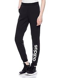adidas NEO 阿迪达斯运动生活 女式 NEO 运动裤 CV9214 黑/白 W CE MESH TP Q2