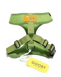 Gooby Choke 儿童*带适用于小型犬 绿色 M