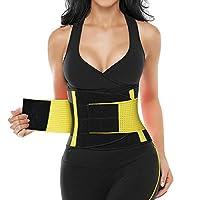 SHAPERX 塑身束腰塑身束腹部收腹修剪器更纤细压缩带*健身