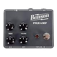 Benson Amps Preamp 踏板