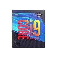 INTEL Core i9-9900KF 3.6 GHz 16MB 缓存 8核/16线程 LGA1151 BX80684I9900KF 【BOX】