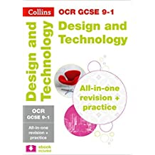 OCR GCSE 9-1 Design & Technology All-in-One Revision and Practice (Collins GCSE 9-1 Revision) (English Edition)