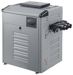 星座传奇 lrz325mns millivolt 模拟控制325K btu 天然气青铜接头泳池和水疗加热器带 ASME 认证 cupro-nickel