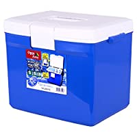 IRIS 爱丽思 CL-15 车载无电冰箱 保温箱 冷藏箱 户外烧烤保鲜箱 蓝色 15升(供应商直送)