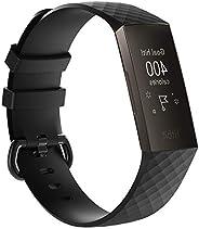 MyFitbit Charge 3 替换运动表带金属扣