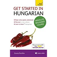 Get Started in Hungarian with Audio CD: A Teach Yourself Program