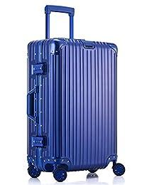 JamayZeyliner 佳美吉利亚 铝镁合金框PC箱TSA海关锁出国旅行箱拉杆箱登机箱托运箱万向轮6006