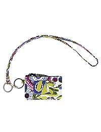 带挂绳的拉链 ID 保护套,时尚挂绳钱包,ID 保护套钱包带挂绳 R