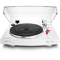 Audio-Technica AT-LP3WH 全自动皮带驱动立体声转盘 白色 需配变压器