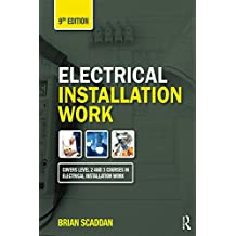 Electrical Installation Work, 9th ed (English Edition)