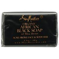 SheaMoisture * 天然椰子油乳木果油香皂,8 盎司 3.5 oz