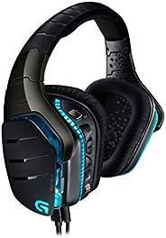 Logitech 罗技 G633游戏耳机Artemis Spectrum Pro适用于PC,Xbox One和PS4的有线7.1环绕声 - 黑色