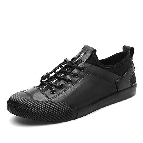 西漠公牛XIMO BULL 男士休闲板鞋 优质头层皮 白色鞋子 低帮浅口鞋 底子防滑耐磨 8118-BM76-K
