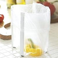 山崎实业 塑料袋环保袋撑 支架 白色