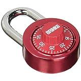 Brinks 174-49004 表盘组合挂锁,48Mm