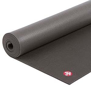 "Manduka PRO Yoga and Pilates Mat, Black, 85"""