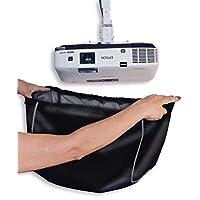 用于天花板安装投影仪的 Interpro 防尘罩。