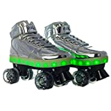 Pulse Skates 滑冰鞋 银色