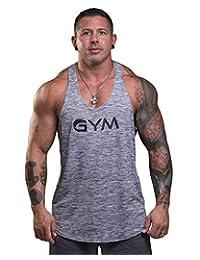 男式健身 Stringer 背心健身锻炼肌肉健身背心