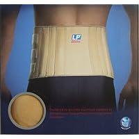 LP 美国欧比护具 护腰背 727 支撑型腰部护带 腰部扭伤拉伤 均码 肤色